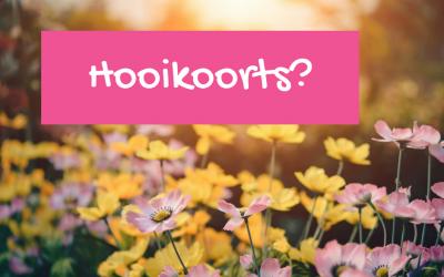 Hoe kun je in 2 weken je hooikoortsklachten sterk verminderen?
