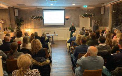 Therapeuten en specialistenavond: het belang van omega 3